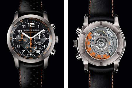 705419c89 Porsche Design Cronographe PTC in limited edition -