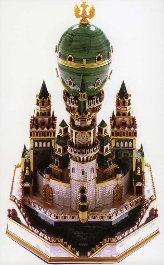Limited edition Faberge Egg from Russia $50,000 -