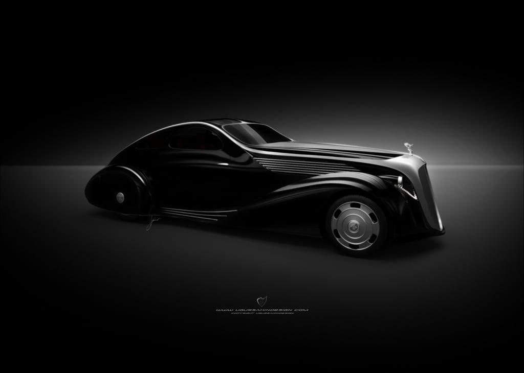 Rolls Royce Jonckheere Aerodynamic Coupe Ii Design Is Designed By Ugur Sahin Luxurylaunches