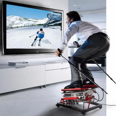 ski-simulator
