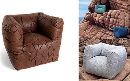 sponge-chair