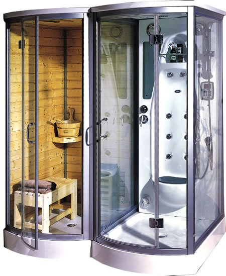 Astonishing The Utopia Steam Sauna For The Ultimate Spa Treatment At Home Complete Home Design Collection Epsylindsey Bellcom