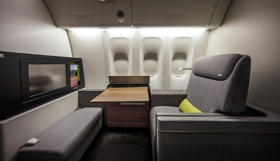 Tam Airline S New First Class Cabin Offers World S First