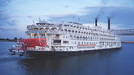 life on the mississippi river cruise is codesigned by