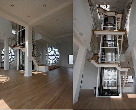 Triplex Penthouse In Clock Tower Ny For 25 Million