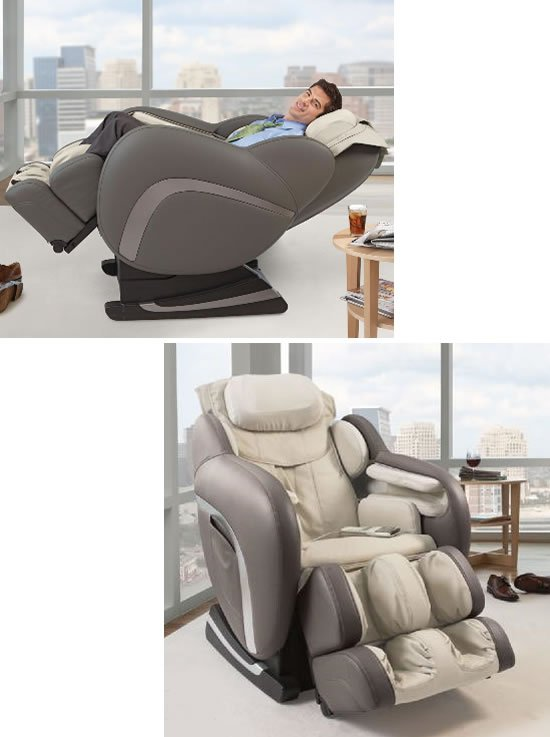 uAstro ZeroGravity Massage Chair to relax your taut muscles