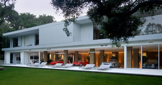 A 35 Million House To Live With A Display Garage Of Up To