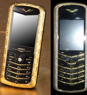 Verty The Vertu Rip Off From China