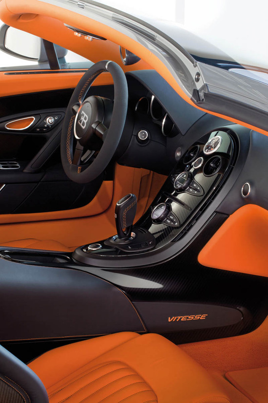 bugatti veyron 16 4 grand sport vitesse is the fastest. Black Bedroom Furniture Sets. Home Design Ideas