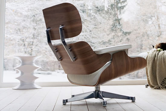 A revised Eames Lounge Chair to help Vitra celebrate its 50th birthday   Luxurylaunches
