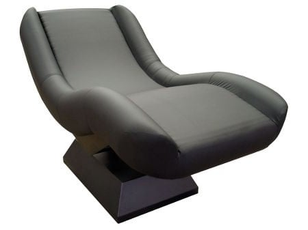 Merveilleux Gentle Wave Massage Cum Rocking Lounge Chair