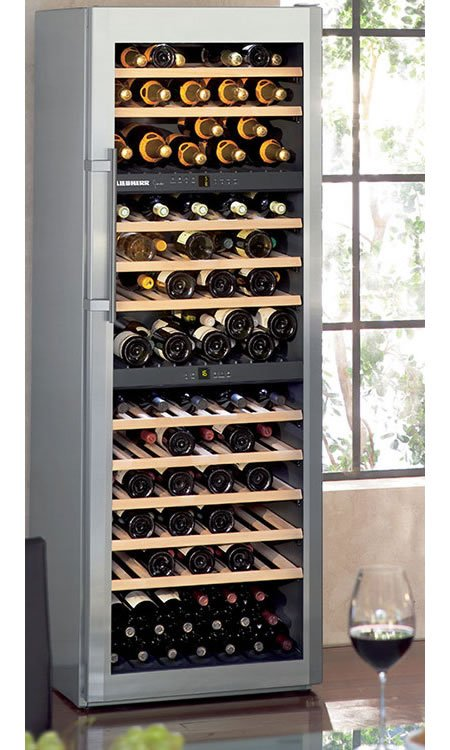 Liebherr Wtes4677 Vinidor A Wine Refrigerator With Three