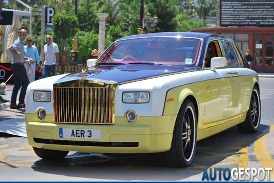 The Worst Rolls Royce Phantom You Will Ever See