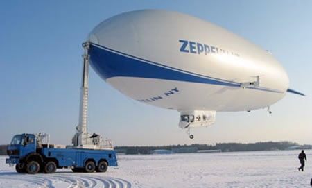 The New Zeppelin For San Francisco