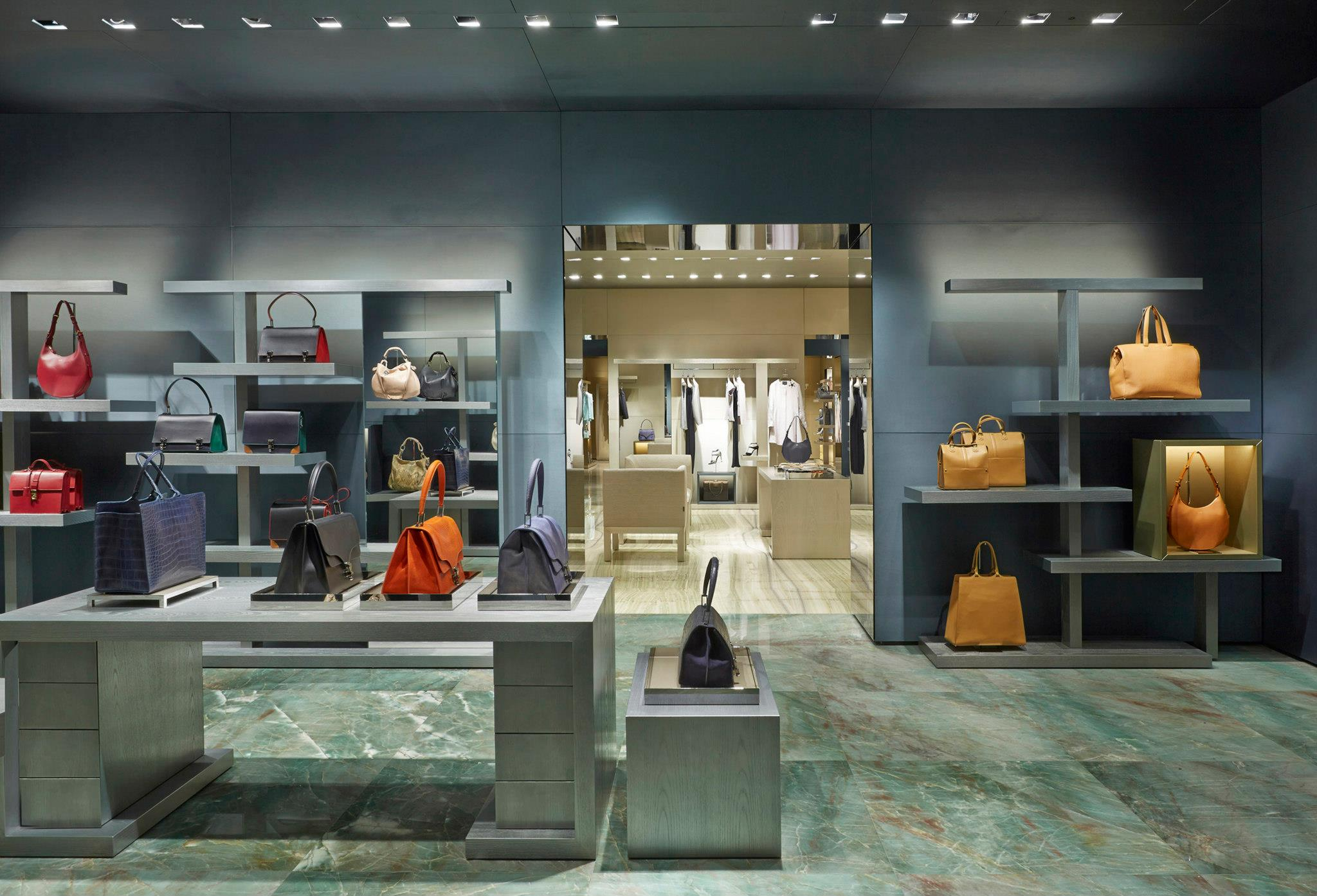 Concept Store Düsseldorf giorgio armani opens a flagship store exclusively for in