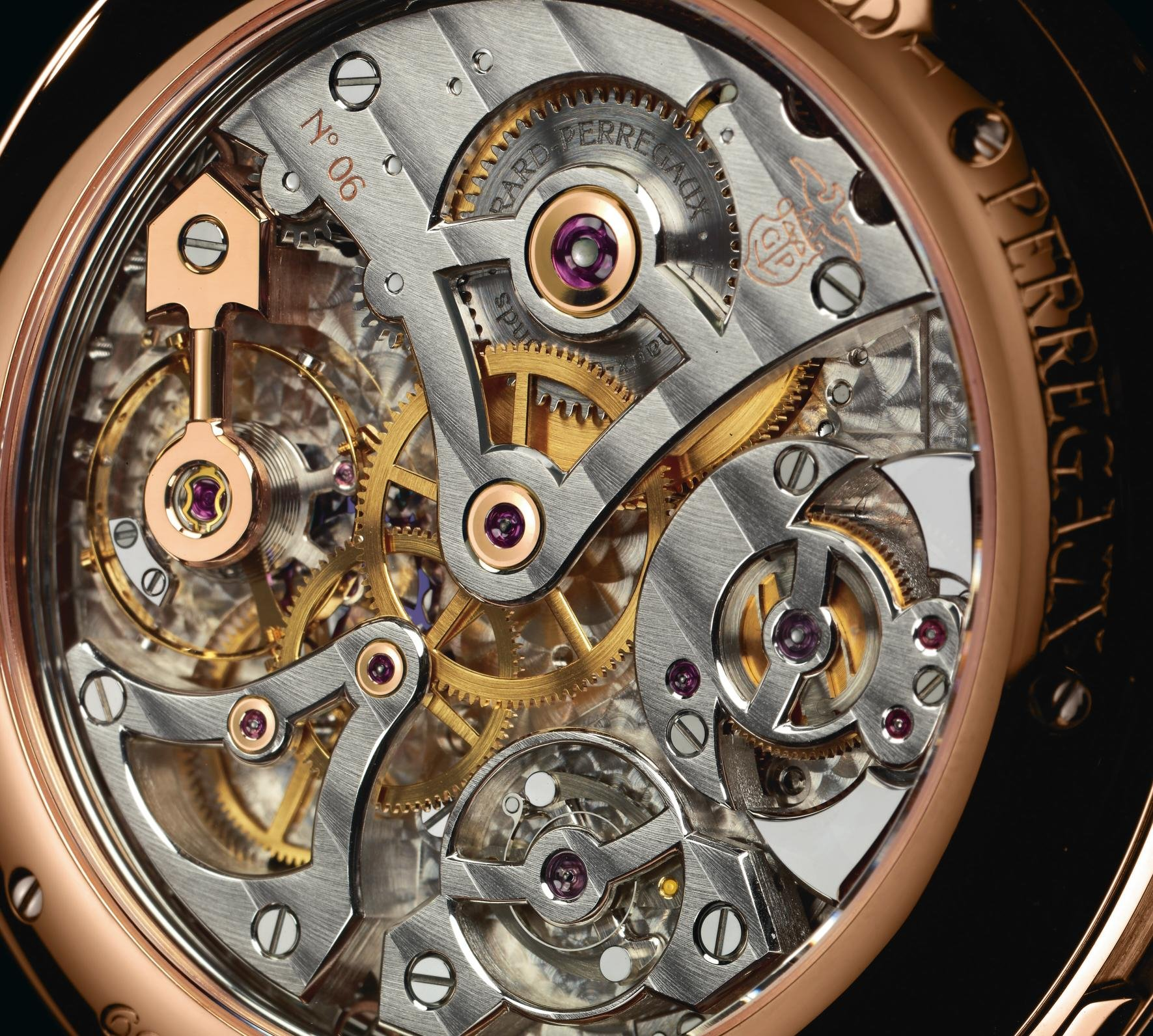 Girard-Perregaux's uber-exclusive Tri-Axial Tourbillon launched for a cool $500K -