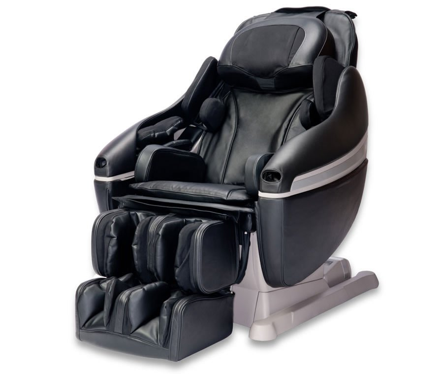Inada Sogno DreamWave Massage Chair Offers Ultimate Comfort At CES 2013