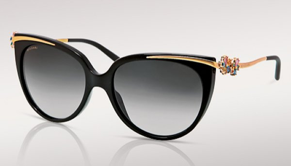 105e1016ce Bulgari s Le Gemme Primavera sunglasses are a fashionable offering and one  that can add a subtle stylish flourish to any outfit.