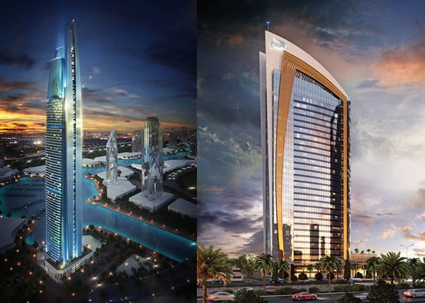 Damac Partners With Fendi For Residential Projects In