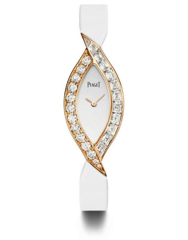 Piaget couture pr cieuse collection expands with new rose - Coussin rose gold ...