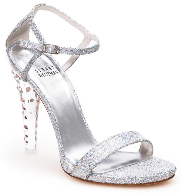 Stuart Weitzman designs Cinderella's