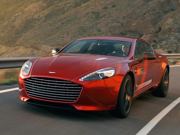 2014 Aston Martin Rapide S hits the US shores at $199,950 -