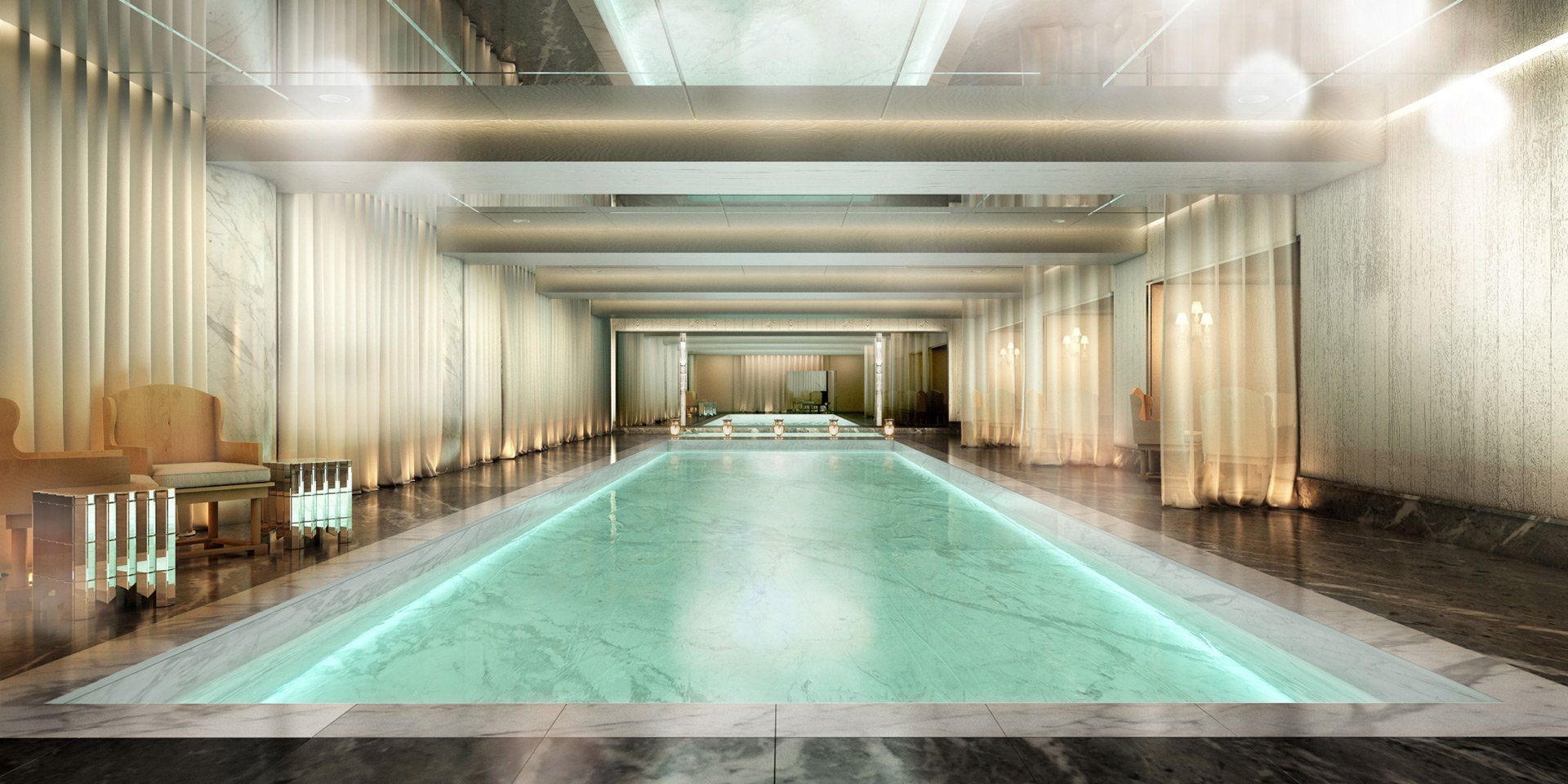 Baccarat Hotel And Residences New York Will Open In 2014