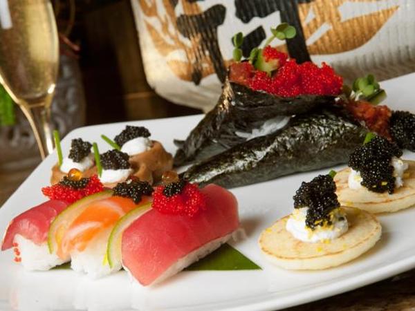 caviar-buffet