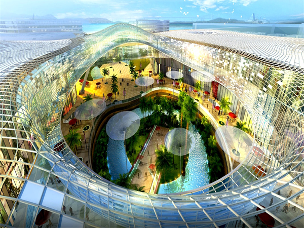 World S Largest Duty Free Mall Set To Open In Sanya China