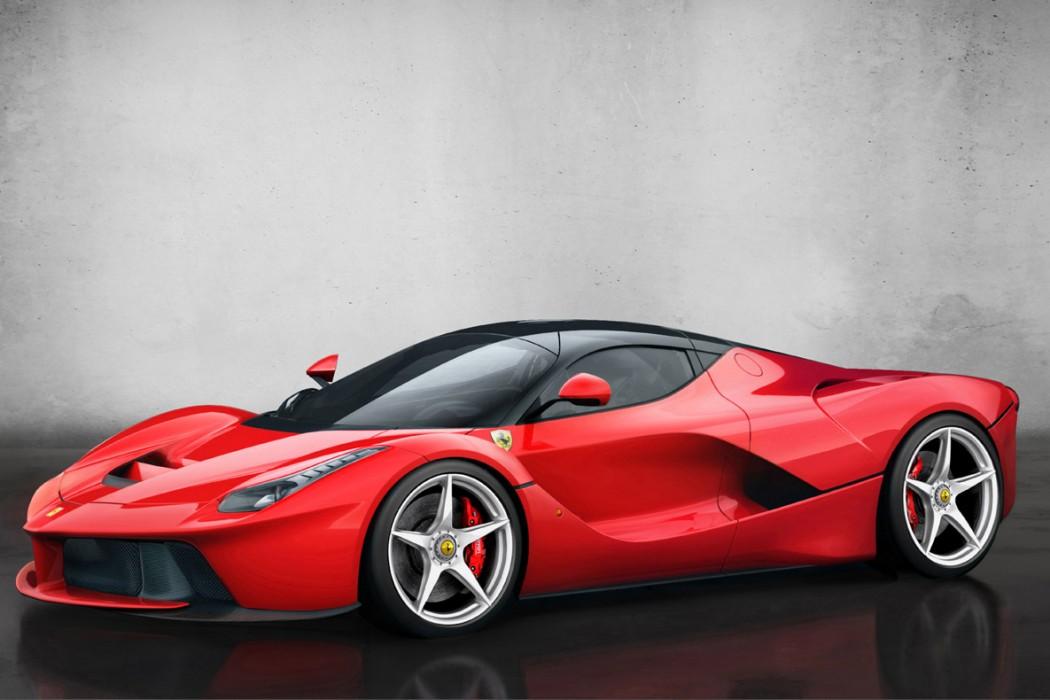 Laferrari The Successor To Ferrari Enzo Is Unveiled