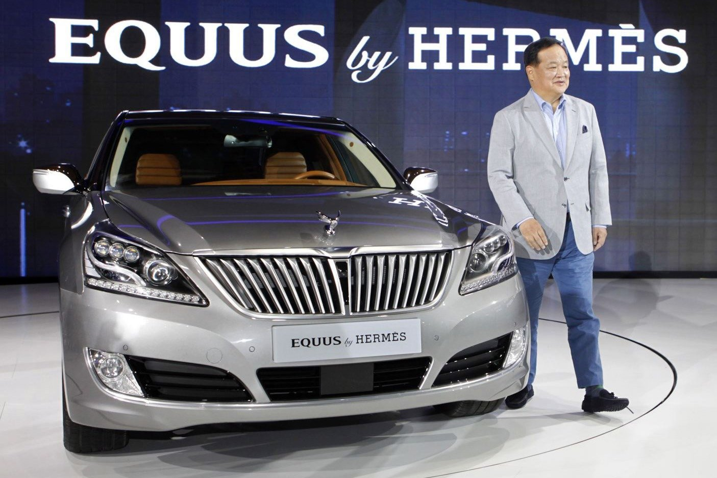 Hermes Designs A Special Edition Equus Stretch Limo For