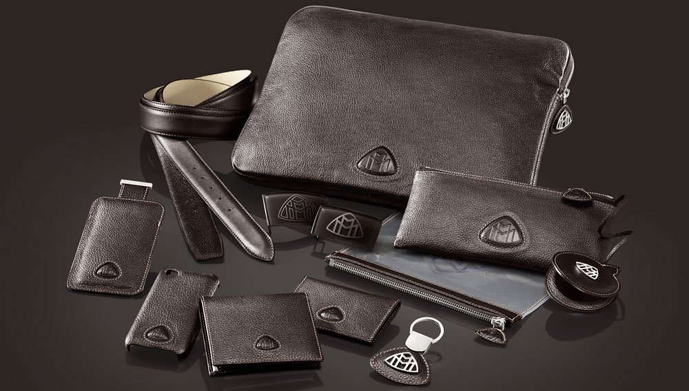 Stylish Leather Accessories By Maybach