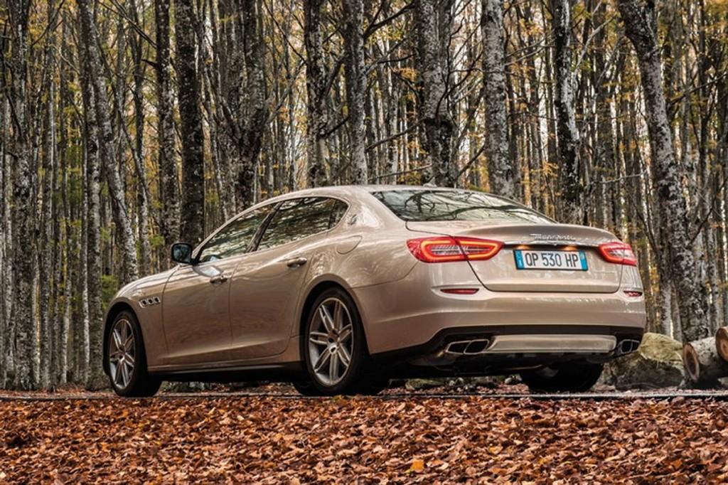 Maserati Quattroporte Limited Edition By Zegna Will Mark