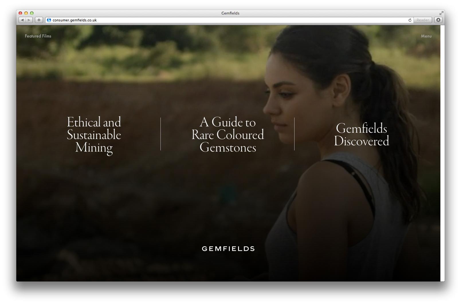 Consumer Website- Mila