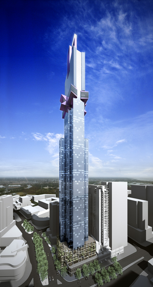 Australia 108 Southern Hemisphere S Tallest Building Will