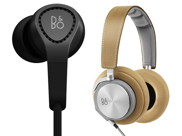 bang olufsen beoplay h3 and h6 headphones. Black Bedroom Furniture Sets. Home Design Ideas