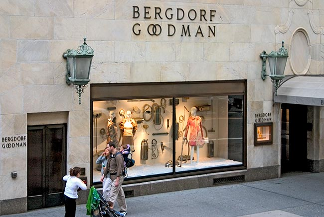 Bergdorf Goodman Has Its 111 Year Old History Documented