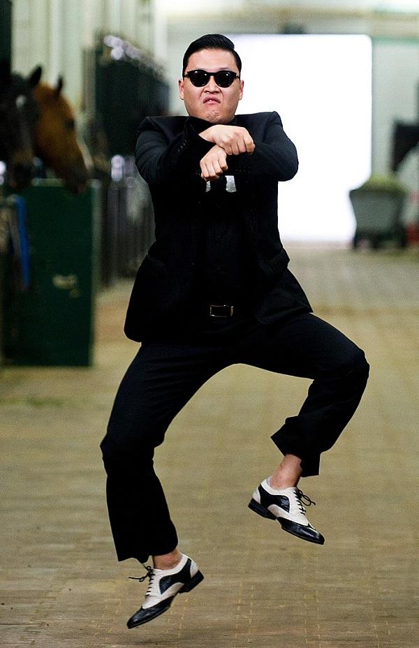 Frank Muller Creates A Custom Gangnam Style Watch For