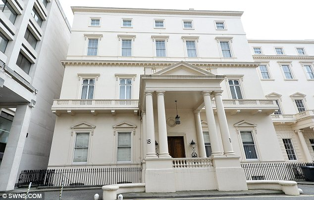 At 250 million 18 carlton house terrace in london is set for 18 carlton house terrace