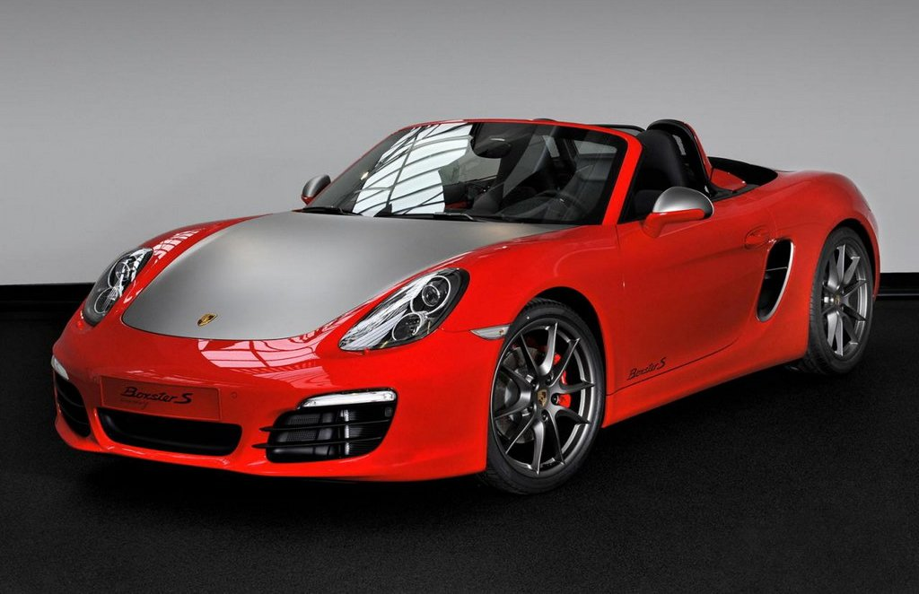 Porsche Announces Limited Edition Red 7 Boxsters In