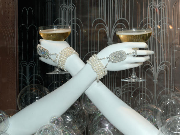 Tiffany S Great Gatsby Jewelry Collection Unveiled At