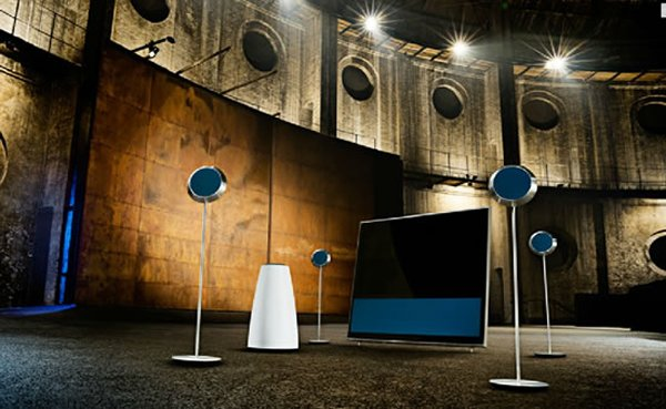 Bang & Olufsen BeoLab 14 Surround Sound Speakers