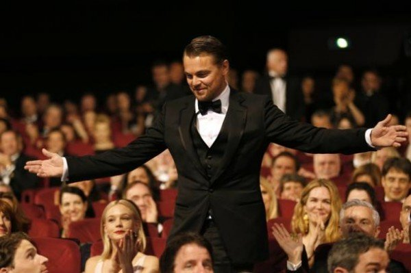 A trip to space with Leonardo DiCaprio sells for $1.5 million
