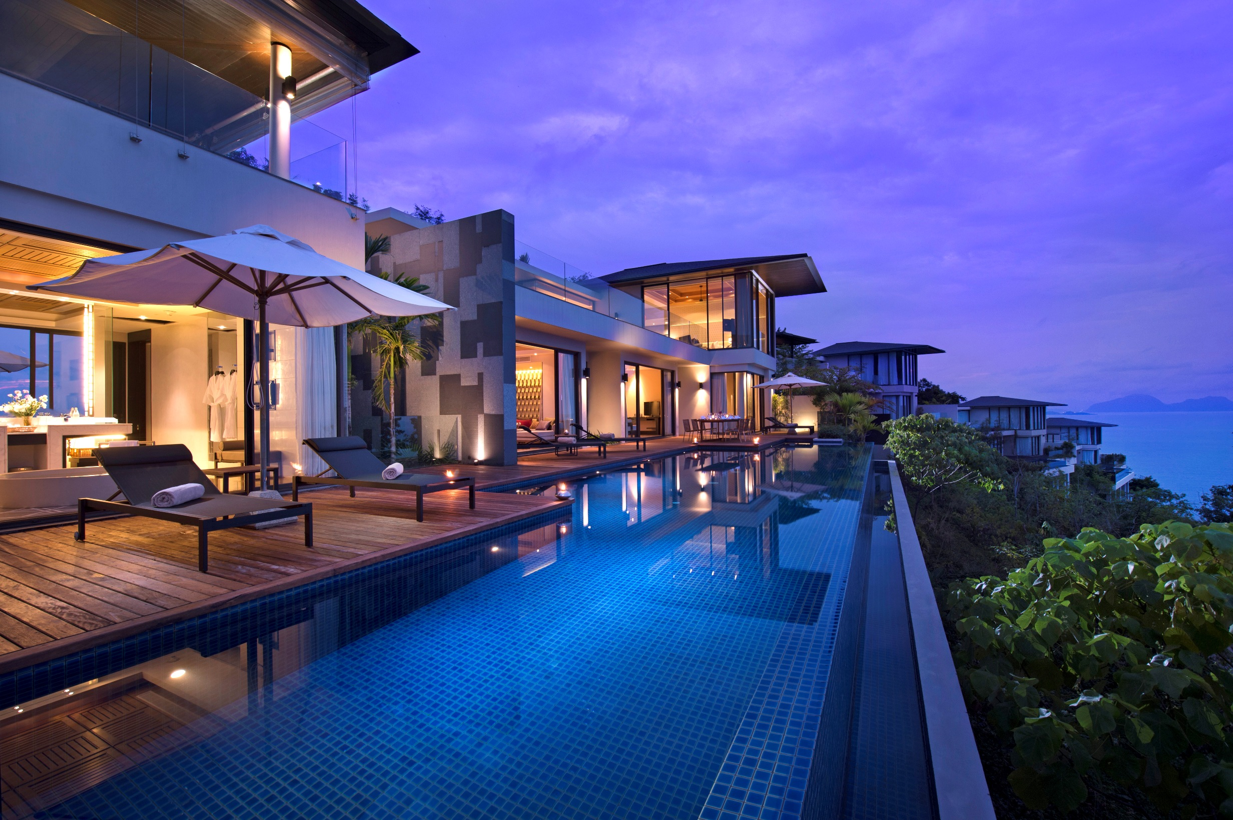 Conrad Koh Samui Introduces Oceanview Three Bedroom Pool Villa