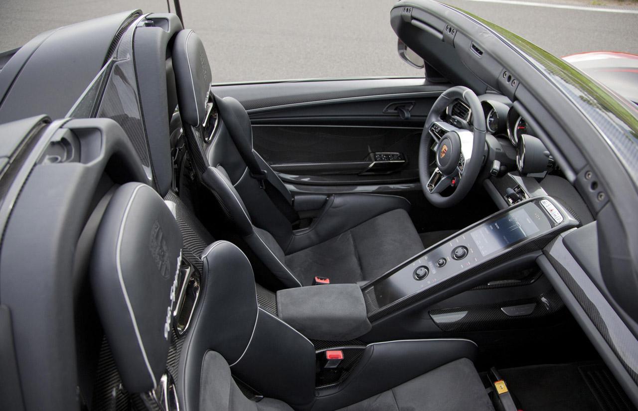 2015 porsche 918 spyder super sports hybrid - Porsche Spyder 918 2015