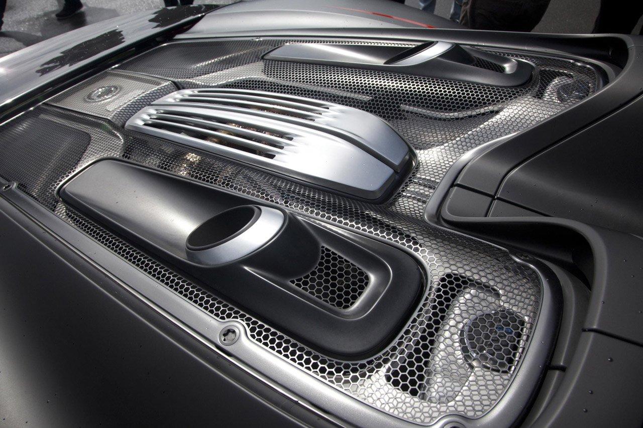 2015 Porsche 918 Spyder Super Sports Hybrid