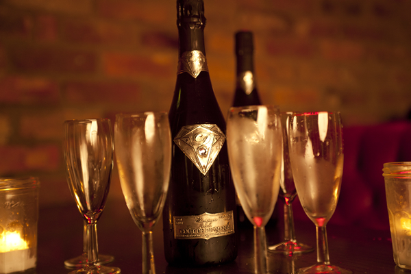 World's most expensive champagne worth $1.8 million ships in a diamond-themed bottle