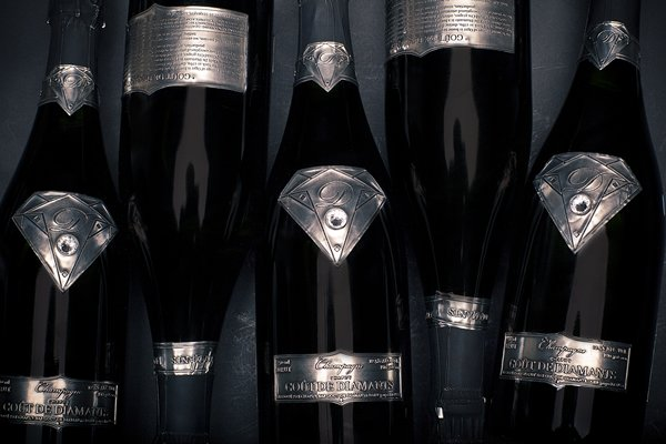 World S Most Expensive Champagne Worth 1 8 Million Ships