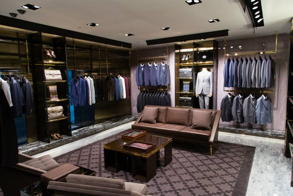 Gucci S First European Men S Store Opens In Milan
