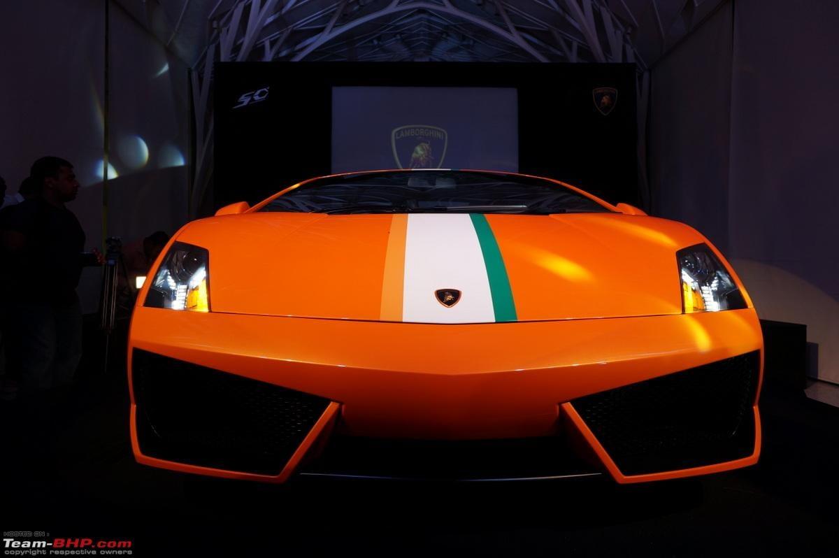 Lamborghini Gallardo Lp India Edition on Gold And Black Lamborghini Aventador